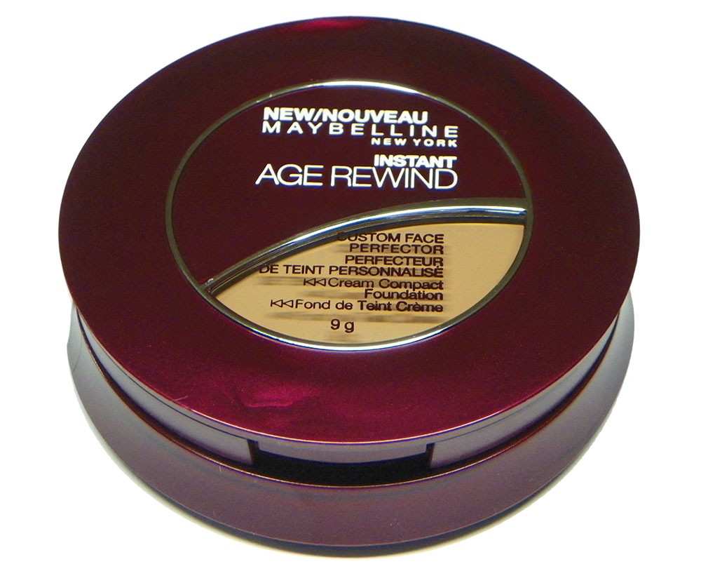 Maybelline Instant Age Rewind  Foundation Pure Beige Medium 2