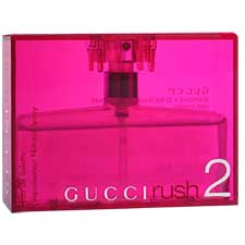 Gucci Rush 2 Perfume for Women by Gucci 75ml
