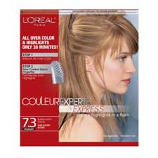 Loreal Couleur Experte Express Dark Golden Blonde 7.3