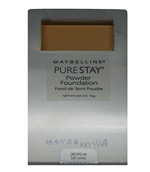 Maybelline Pure Stay Powder & Foundation - Soft Cameo 40