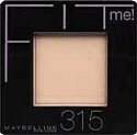 Maybelline New York Fit Me! Pressed Powder Soft Honey 315