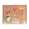 Mariah Carey Luscious Pink M 3 Piece Gift Set for Women By Mariah Carey