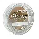 L'Oreal Bare Naturale Gentle Mineral Powder Compact with Brush Buff Beige 418