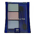 Maybelline Expertwear Trio Eye shadow Watercolors 80