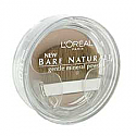 L'Oreal Bare Naturale Gentle Mineral Powder Compact with Brush Soft Ivory 408