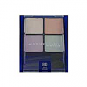 Maybelline Expertwear Quad Eye shadow Island Shimmer 80