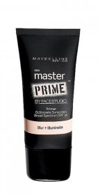 Maybelline Face Studio Master Prime Makeup Primer, Blur + Illuminate