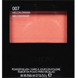 Revlon Powder Blush Melon Drama 007