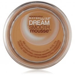 Maybelline Dream Smooth Mousse Foundation, Natural Beige 240