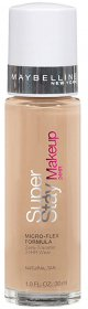 Maybelline Super Stay 24Hr Makeup Foundation Natural Tan