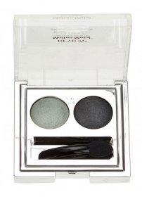 Revlon Luxurious Color Molten Metal Eye Shadow Onyx/Jade 001