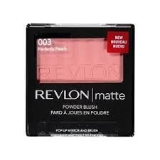 Revlon Powder Blush Perfectly Peach 003