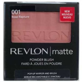 Revlon Matte Powder Blush Rose Rapture 001