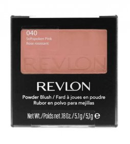 Revlon Powder Blush SoftSpoken Pink 040