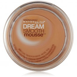 Maybelline New York Dream Smooth Mousse Foundation, Pure Beige 250