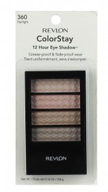 Revlon Colorstay 12 Hour Eye Shadow Starlight 360