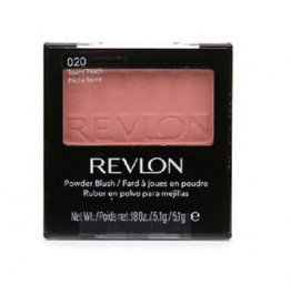 Revlon Matte Powder Blush Tawny Peach 020