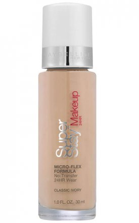 Maybelline Super Stay 24Hr Makeup Foundation, Classic Ivory