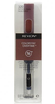 Revlon ColorStay Overtime Lipcolor Faithful Fawn 320