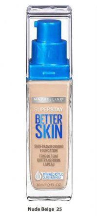 Maybelline Superstay Better Skin Foundation - Nude Beige