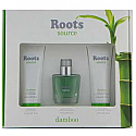 Roots Source Bamboo  For Women By Roots 50ml Spray 3Piece gift SEt